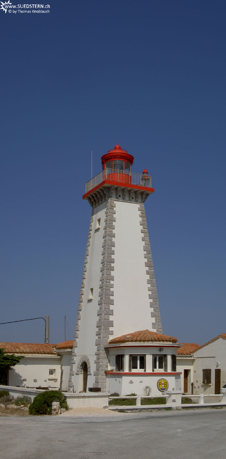 2008-09-02 - Lighthouse Cap Leucate 1, france