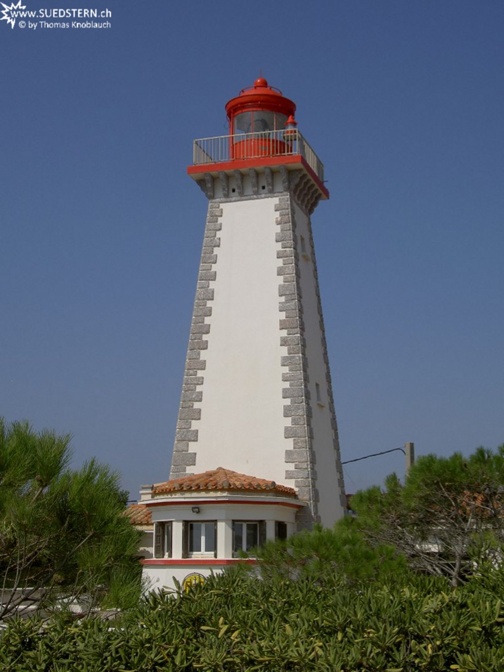 2008-09-02 - Lighthouse Cap Leucate 2, france