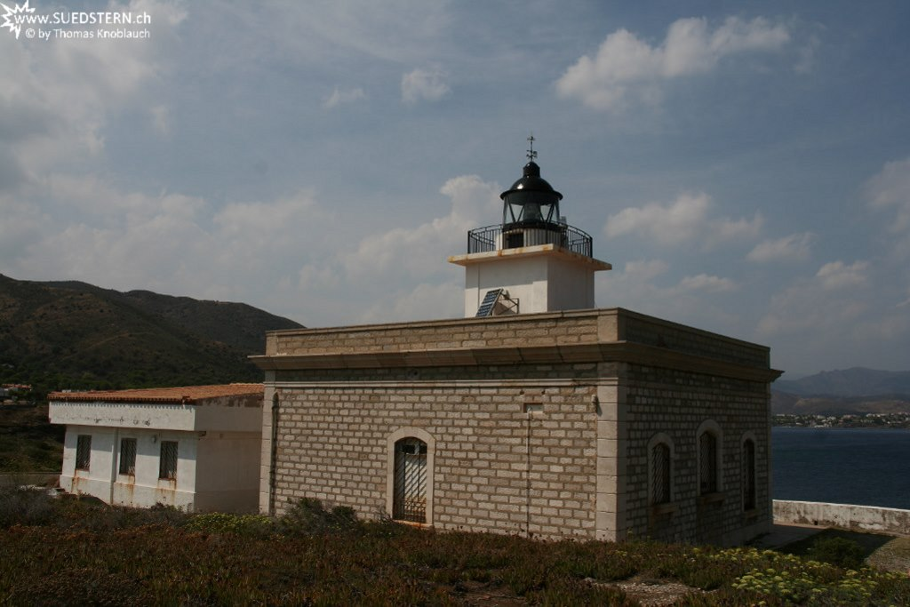 2008-09-03 - Lighthouse Port de la Selva Cap de Bol 1, spain
