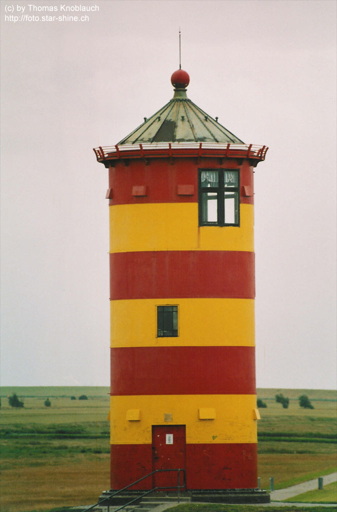 Lighthouse Pilsum, Germany