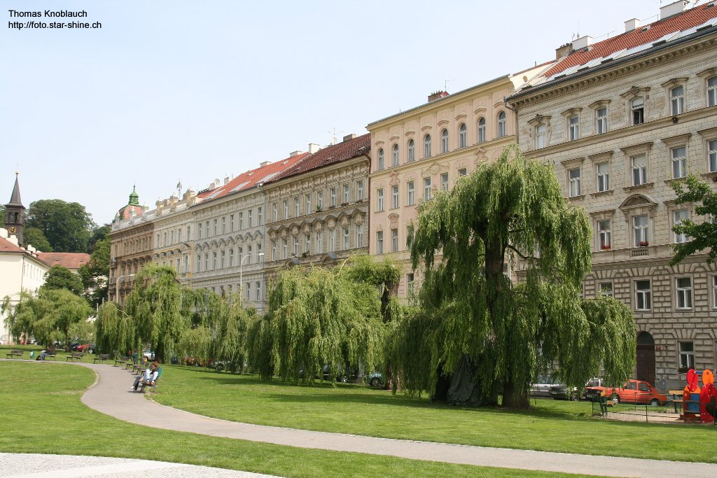 Malostranska, Prague, Czechia