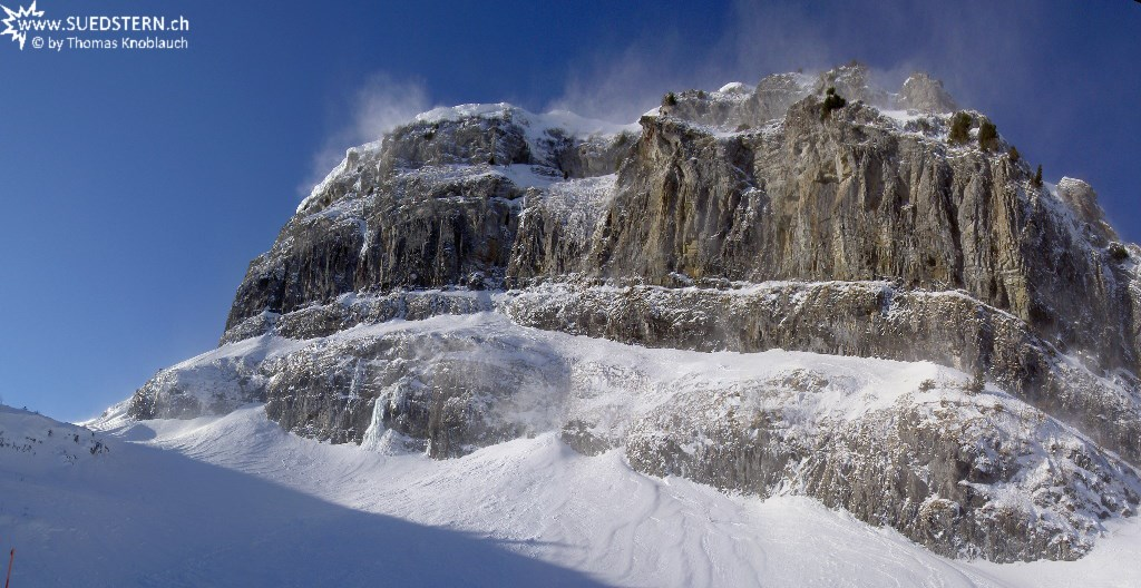 2008-02-03 - Panorama of Ruggschopf, Switzerland