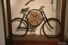 Bicycle special for firefighters!