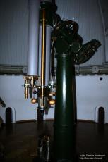 The 270/3400mm Refractor build in 1886