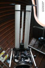 Double Astrograph at Petrin Observatory